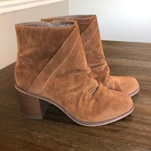 CONGAC COLORED BOOTIES